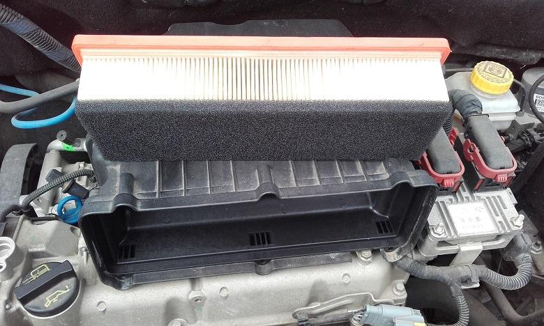 filtro aria auto a cosa serve