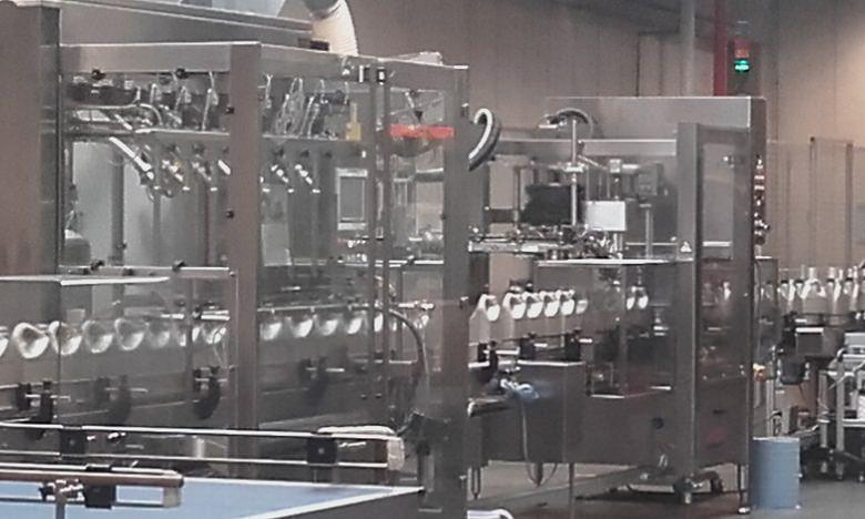 riempimento e confezionamento taniche fusti olio motore wolf oil