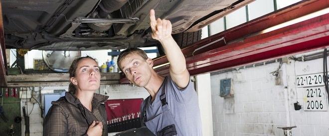 manutenzione auto con tanti km