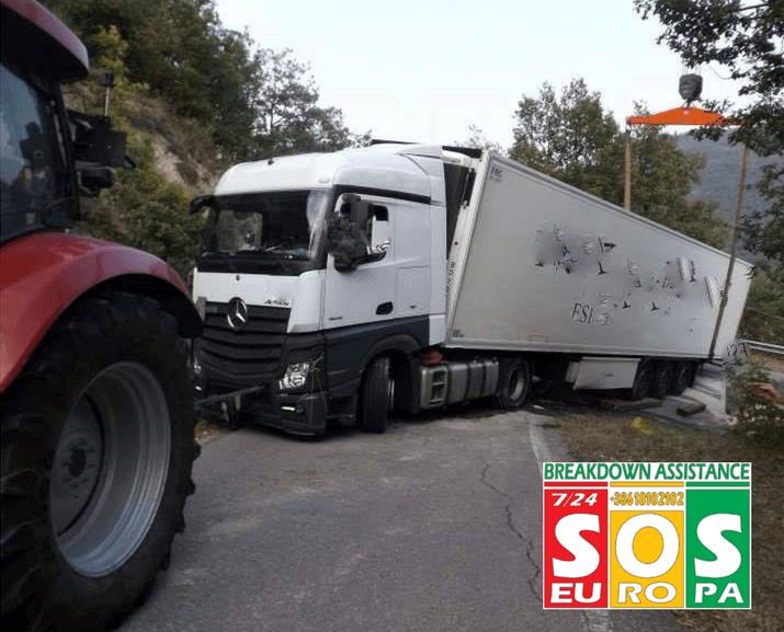 sos 24h europa soccorso mezzi pesanti