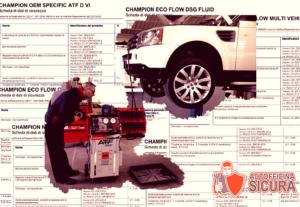 specifiche olio cambio automatico