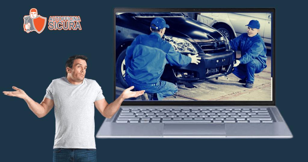 preventivo online carrozzeria danno